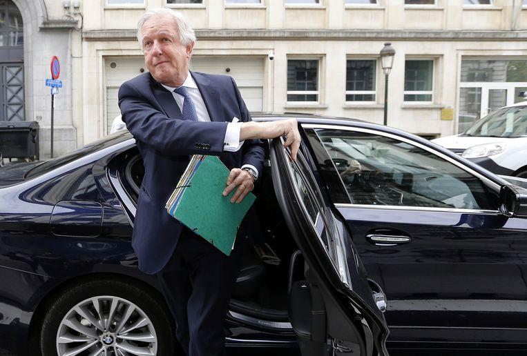 Minister van Pensioenen Daniel Bacquelaine (MR)