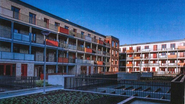 Stadstuin Overtoom, Windtuin, Lichttuin' Beeld Zuiderkerkprijs