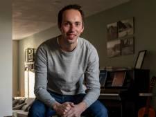 Rasmuzikant Bart van Gorp: 'Een geluid dat past bij oorlog? Paint it Black'