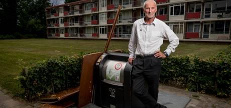 Ombudsman tikt Hengelo over de vingers om afhandeling klachten van 'afvalman' Van Essen