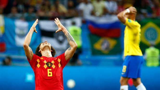 Nu is het hek helemaal van de dam! Rode Duivels sturen Neymar en Brazilië huiswaarts na epische partij. En nu wacht Frankrijk in halve finale!