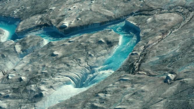 Pour la première fois, il a plu au sommet de la calotte glaciaire du Groenland
