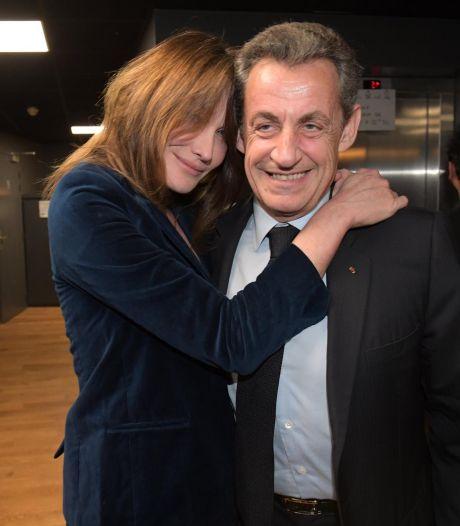 """""""Quel acharnement insensé"""": Carla Bruni réagit à la condamnation de Nicolas Sarkozy"""
