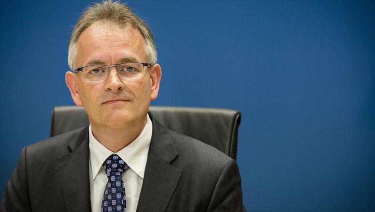 Piet Klop: 'Ik ben heel verdrietig, maar ik zal het met deze uitspraak moeten doen.' Beeld anp