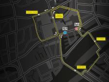 LIVE | Over de Erasmusbrug, via Westlandse kassen en langs het Binnenhof: Bekijk hier de Tour-plannen