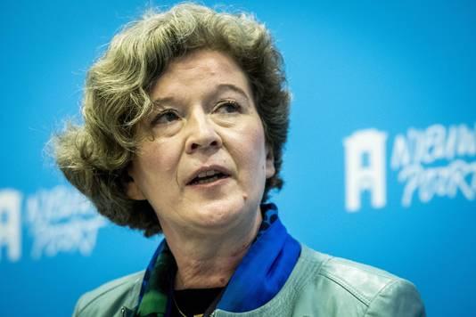 Jannita Robberse, directeur Dienst Terugkeer en Vertrek