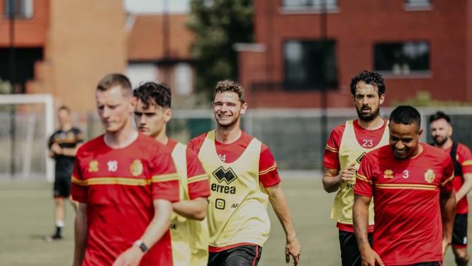 """KV Mechelen-nieuwkomer Hugo Cuypers: """"Ik ben in familiale club terecht gekomen"""""""