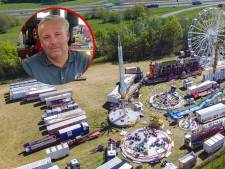 Kermishouder Albert uit Apeldoorn demonstreert morgen op het Malieveld: 'Waarom de Efteling wel en wij niet?'