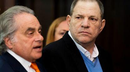 """Advocaat: """"Weinstein had seksuele relatie met vrouw die hem nu van verkrachting beschuldigt"""""""
