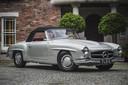 Mercedes-Benz 190 SL.