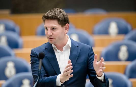 D66-Kamerlid Jan Paternotte.