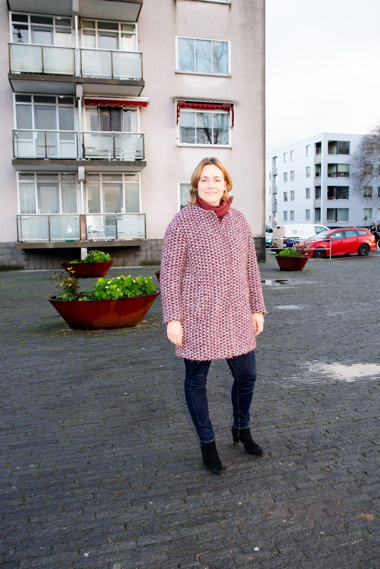 Erna Berends Beeld Marjolein van Damme