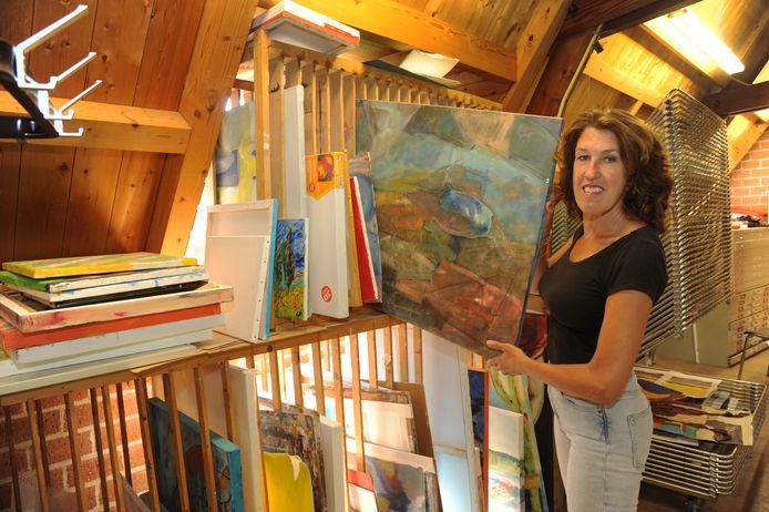 Sylvia Radius van Cultuurhuis Kuiperspoort.