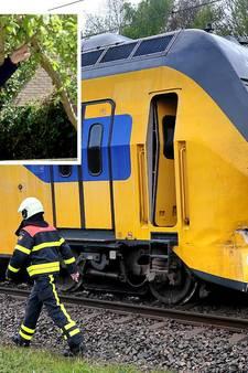 Vlissinger (56) zat in ontspoorde trein: 'Een enorme klap, dit kon gruwelijk aflopen'
