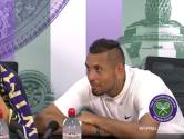 """Kyrgios propose une sortie en boîte à sa partenaire de double en pleine conférence de presse: """"Ca va être scandaleux"""""""