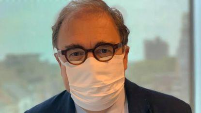 """Burgemeester D'Haese (N-VA): """"Mondmaskers worden volgende week bedeeld"""""""