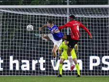 Na de 0-1-winst bij Jong PSV is FC Den Bosch plots de nummer 1: 'Het was de enige bal die ik goed raakte'