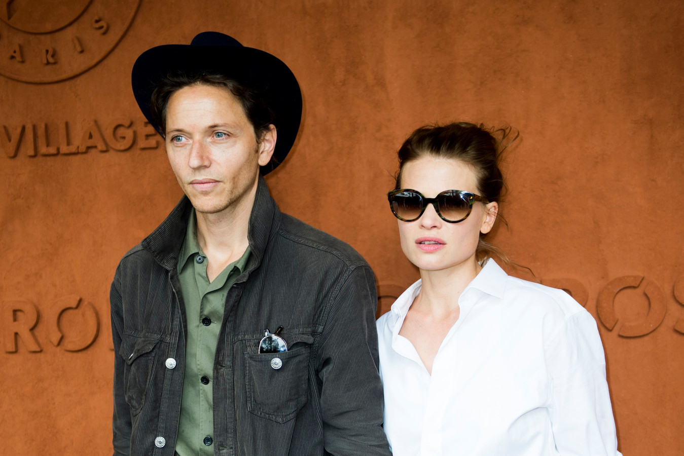 Raphaël Haroche et Mélanie Thierry