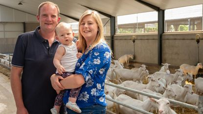Melkgeitenbedrijf zet deuren open op Dag van de Landbouw