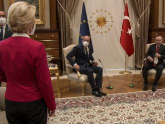 Michel en Von der Leyen zien elkaar voor het eerst na 'Sofagate'