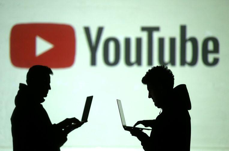 De videodienst verzamelde informatie over kinderen jonger dan 13 jaar. Beeld REUTERS