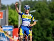 Ghys klopt Evenepoel in Ronde van België, Bauhaus wint eerste rit in Slovenië