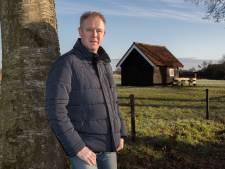 John Disselhorst (48) gaf Haarle een stem: 'De gemeente is inmiddels hard aan het werk voor ons'