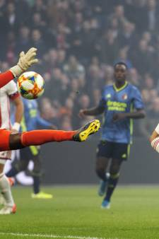 Irritatie bij Feyenoord: 'We hebben inderdaad nog niet tegen Ajax gespeeld, maar Ajax ook nog niet tegen ons'