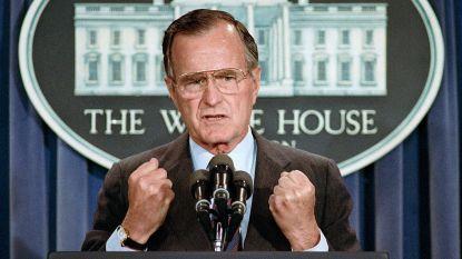 George Bush senior (1924-2018): oorlog als soldaat én president