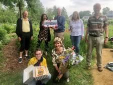 Ecologische Samentuin Vrijhoeve valt weer in de prijzen: project wint Zilveren Pit