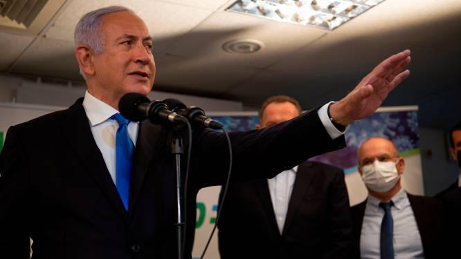 Facebook tikt Israëlische premier Netanyahu op de vingers