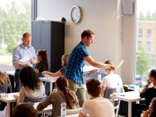 Ook als de middelbare scholen in Utrecht weer open gaan, krijgen de leerlingen grotendeels online les