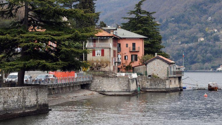 Het Como-meer is een populaire vakantiebestemming onder Nederlanders. Beeld AFP