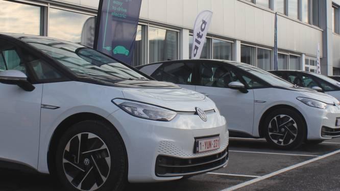 Balta voegt zes elektrische auto's toe aan wagenpark