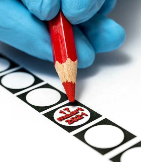 Weinig Brabanders te kiezen op 17 maart: bekijk hier hoeveel kandidaten jouw gemeente telt