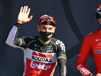 """Philippe Gilbert stopt eind 2022 met wielrennen: """"Het wordt tijd om een beetje te genieten"""""""