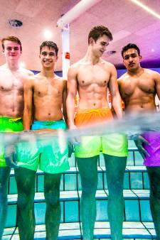 Zwembroek verschiet van kleur door vinding Apeldoornse student