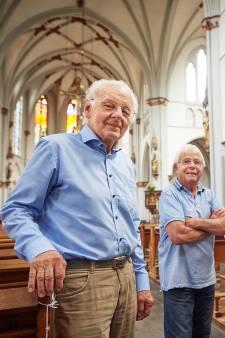 De Heilig Hartkerk in Oss staat er al 100 jaar en parochianen laten dat niet geruisloos passeren, het is onverbloemd feest