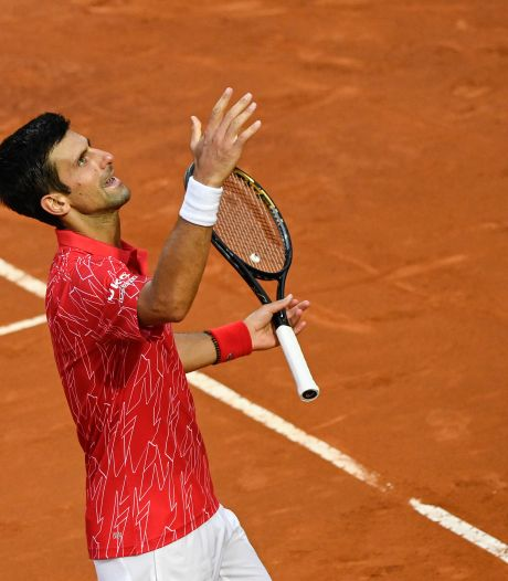 Djokovic pakt voor de vijfde keer titel in Rome