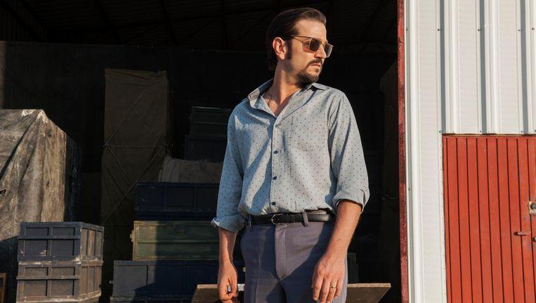Felix Gallardo (Diego Luna) is de leider van het Guadalajarakartel Beeld Carlos Somonte/Netflix