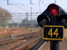 Minder treinen door wisselstoring