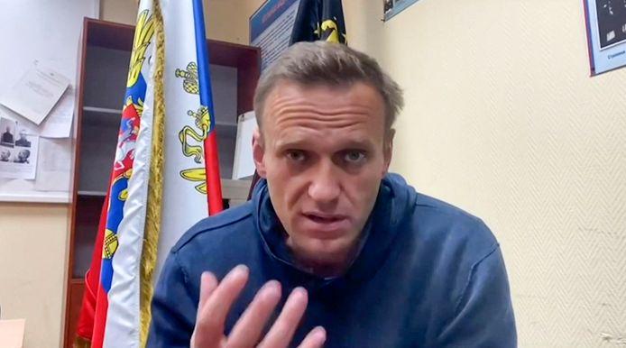 Archiefbeeld, Aleksej Navalny.