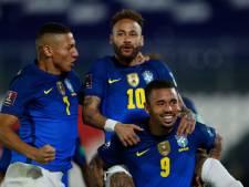 Brazilië hard op weg naar het WK