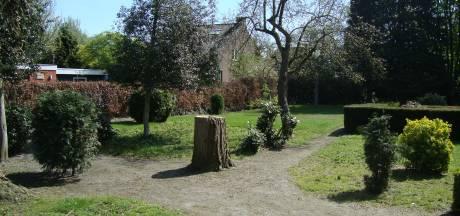 Droom oud-pastoor Steensel komt uit: tuin open voor iedereen