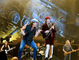 AC/DC komt naar Werchter