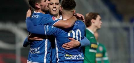 FC Den Bosch treft getergd De Graafschap