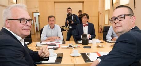 """Raoul Hedebouw: """"On veut un bon rouge, pas un rosé piquette"""""""
