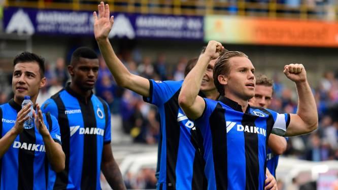 "VIDEO. Fans Club Brugge in opspraak na liedje over ""Joden verbranden"" na topper tegen Anderlecht"