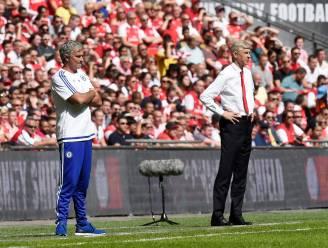 Mourinho haalt andermaal uit naar Wenger