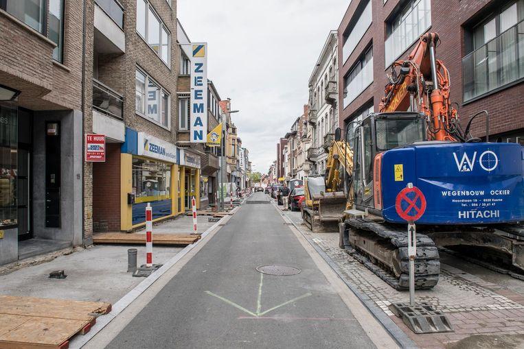 De Marktstraat wordt op dit moment heraangelegd, maar kan best wat meer winkels én shoppers gebruiken.